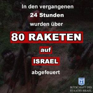 Israel-Raketenbeschuss