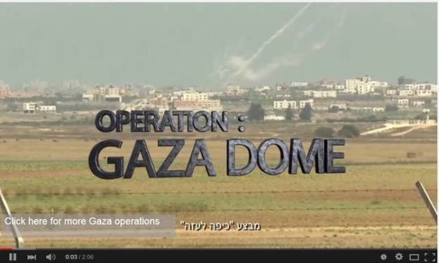 Operation Gaza-Dome