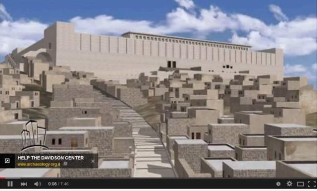 Der Jerusalemer Tempel