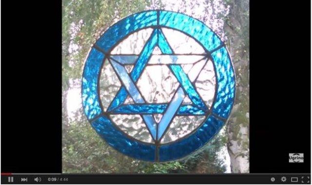 Jerusalem Davidstern