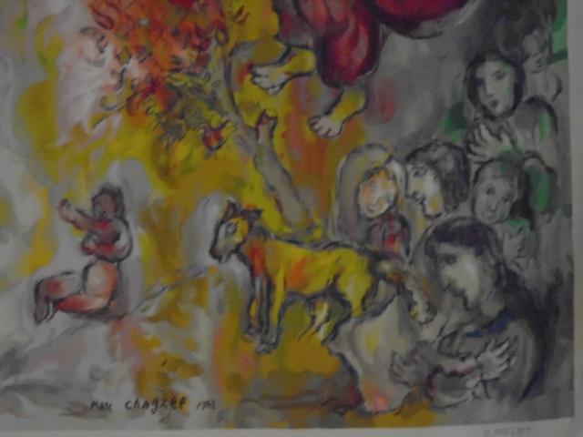 Knesset-Chagall