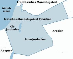 britisches-mandatsgebiet