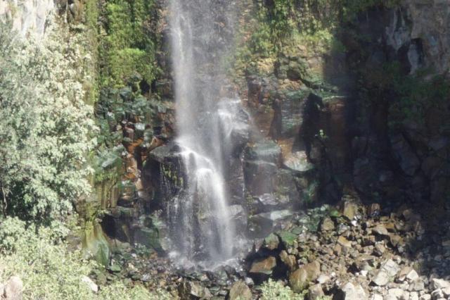 Gamla-Wasserfall, Golan