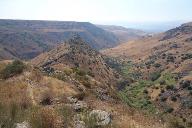 Gamla, Golan